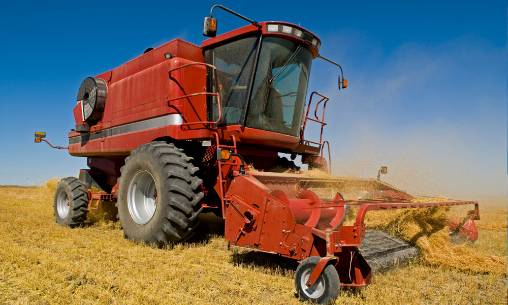 Hydraulic Components and Services for Agricultural Equipment