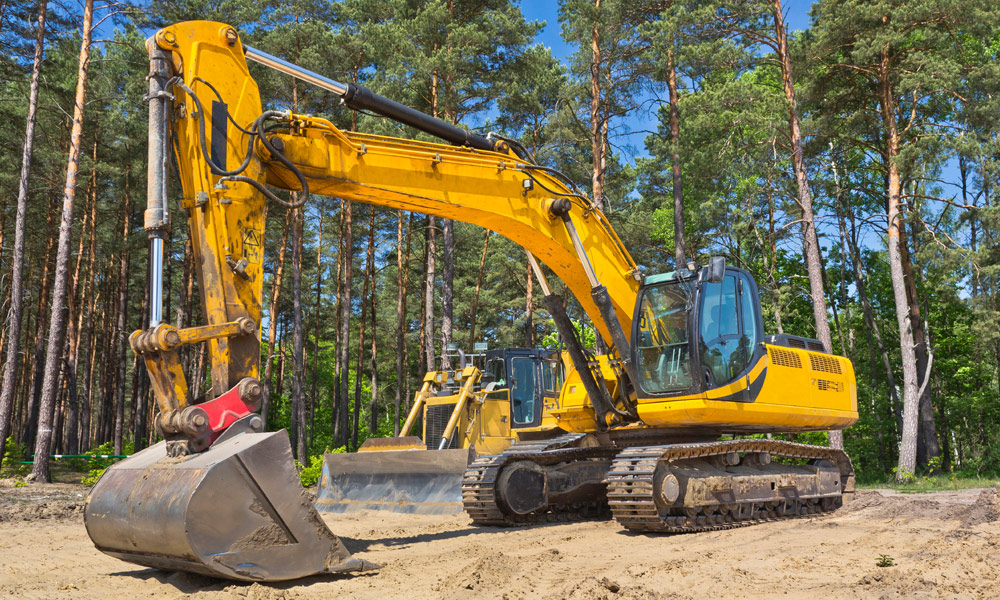 Hydraulic Components and Services for Construction Equipment