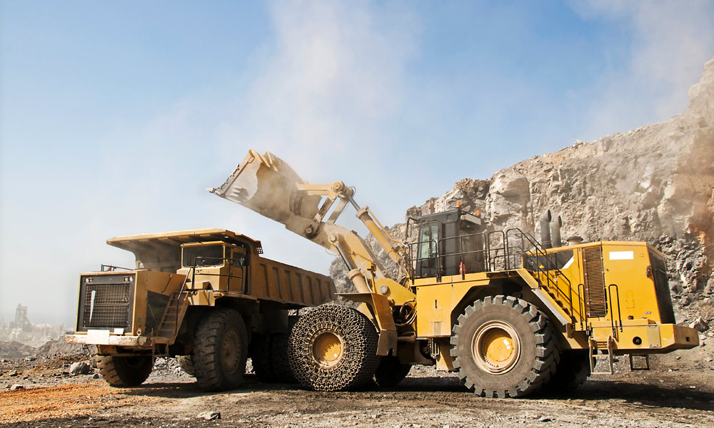 Hydraulic Components and Services for Mining Equipment