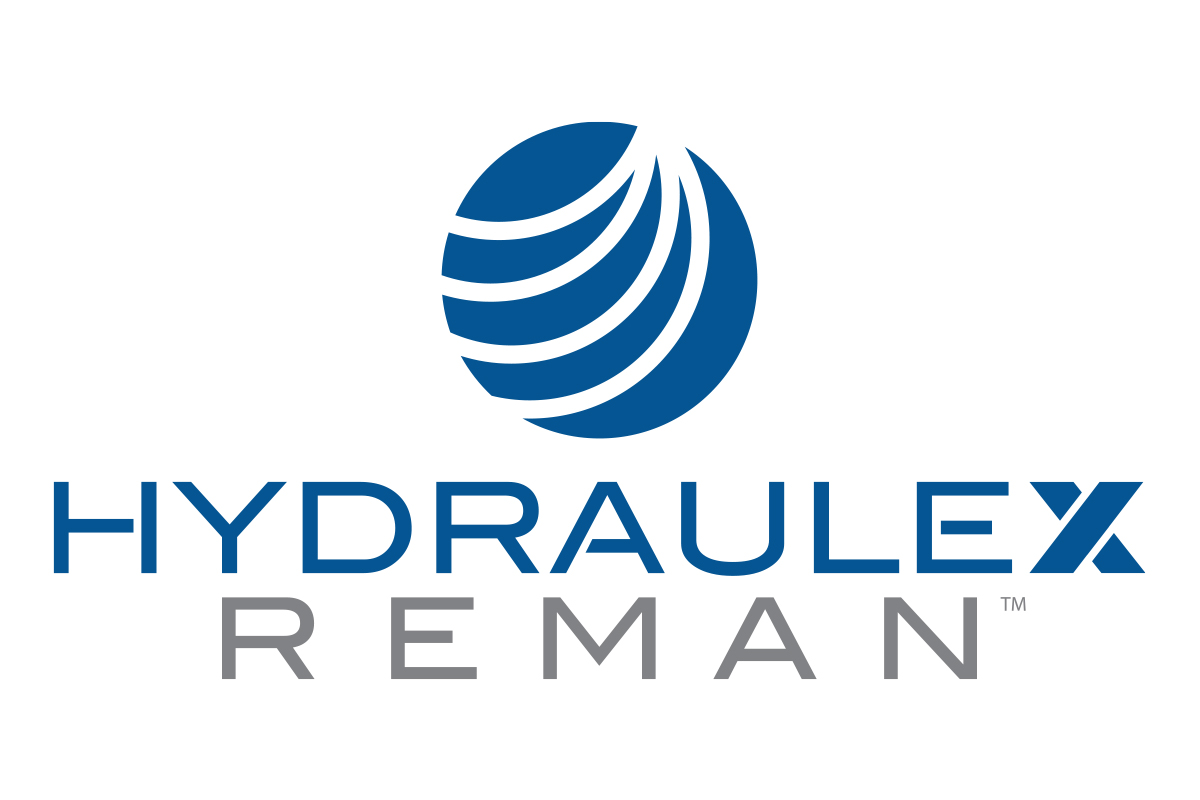 Hydraulex Reman brand logo on white background