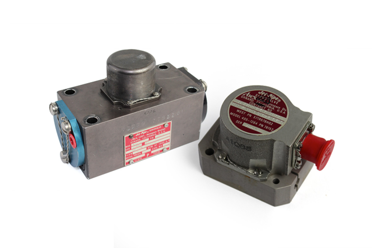 Abex Hydraulic Servo Valves - Reman & New Aftermarket