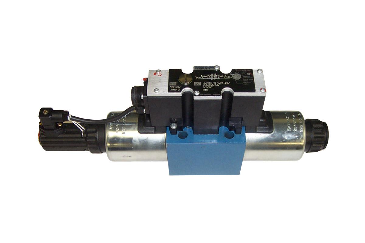 Bosch rexroth servo proportional valves 3ds 4wr 4ws for Bosch rexroth servo motor