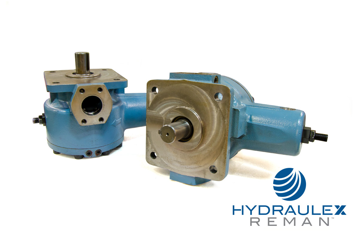 Continental Hydraulic Pumps & Motors, Reman, HPV, PVR, PVX Pumps