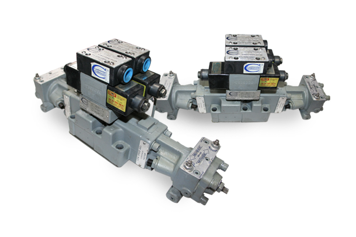 Continental Hydraulic Valves - Reman