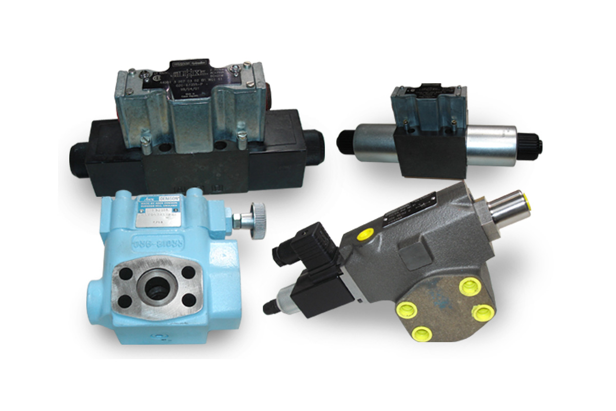 Denison Hydraulic Valves - Reman & New Aftermarket