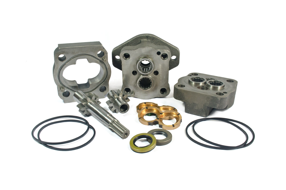 Gear Pump Replacement Parts - Metaris New Aftermarket