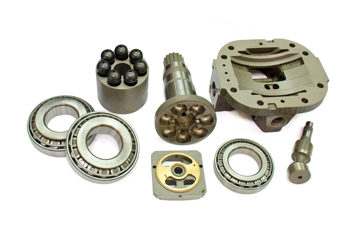 Hitachi Hydraulic Replacement Parts - New Aftermarket