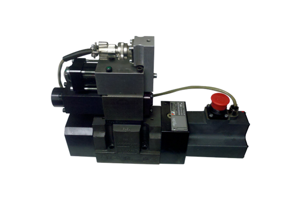 Hydrolux Hydraulic Proportional Valves