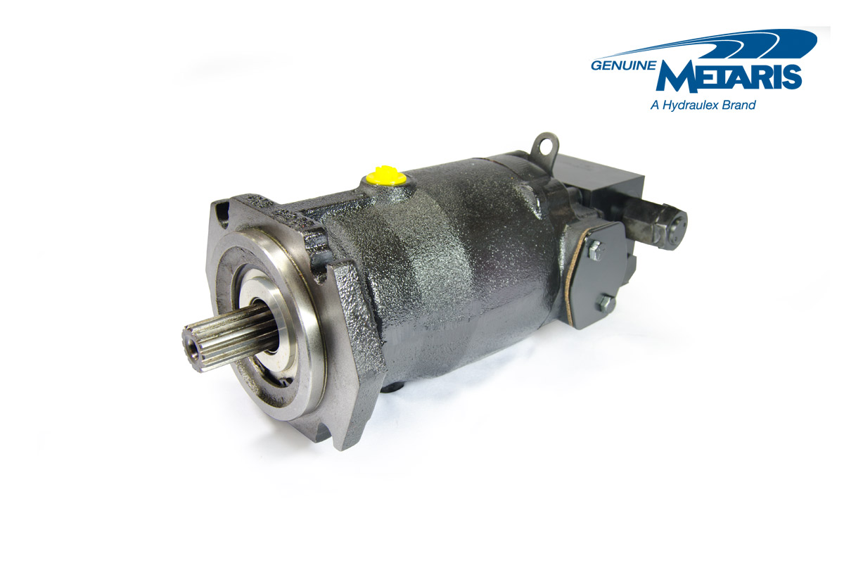 Metaris 20 Series Sundstrand Interchange Piston Motor (MF Series)