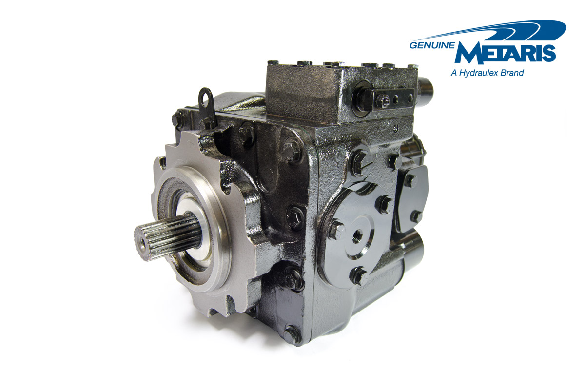 Metaris 20 Series Sundstrand Interchange Piston Pump (PV Series)