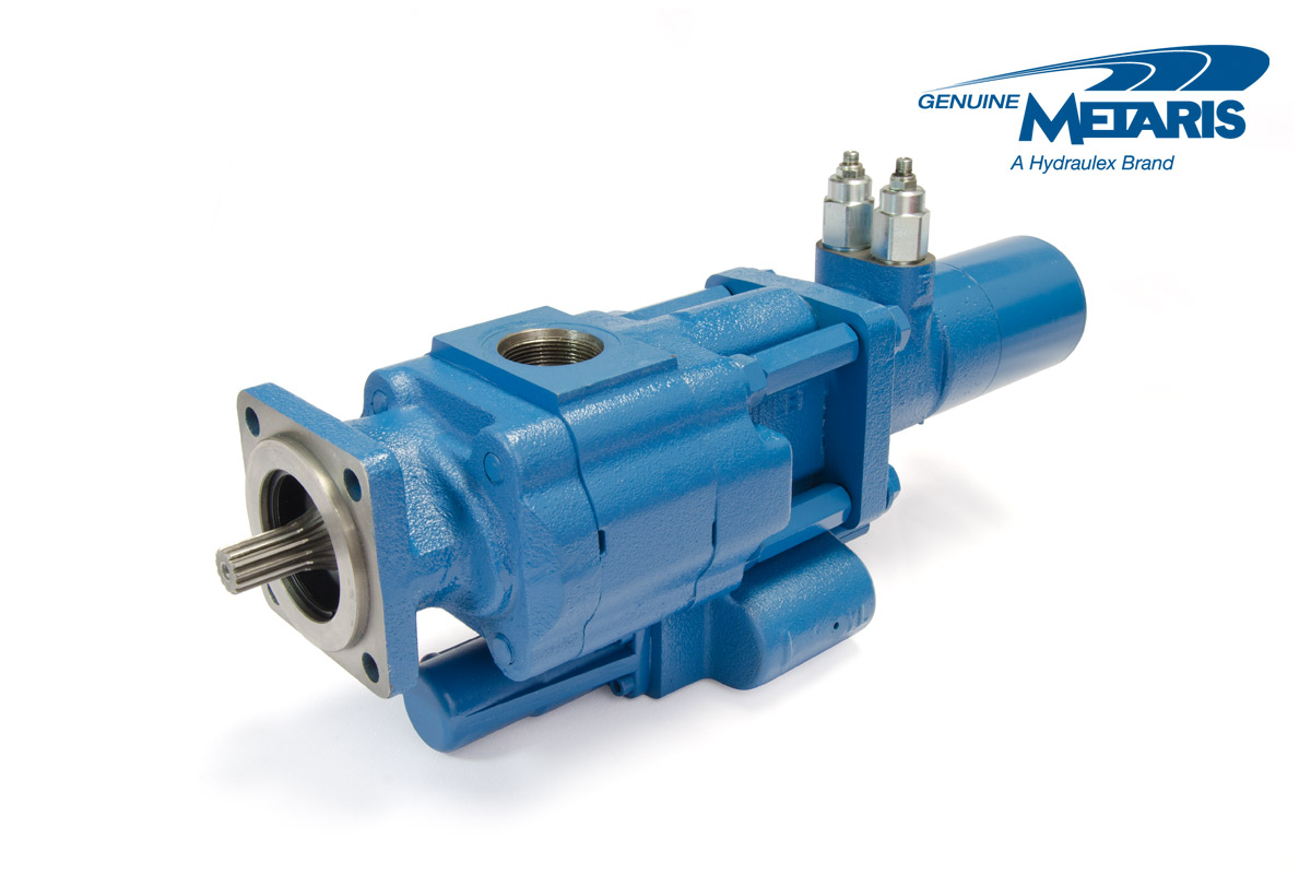 Metaris Aftermarket MHWFD Series Dual Pressure Dump Pumps