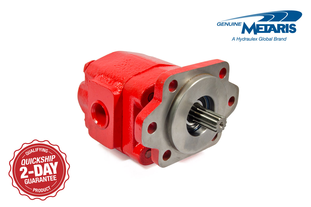 MH20 Series Gear Pumps - Metaris