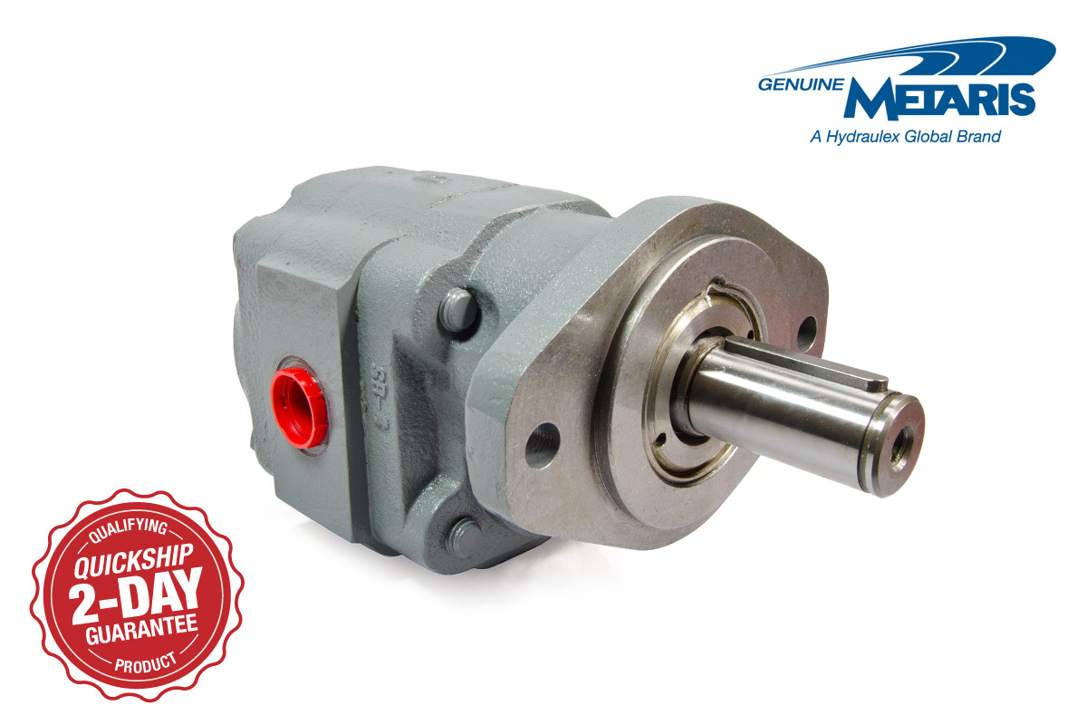MH25 Series Gear Pumps - Metaris