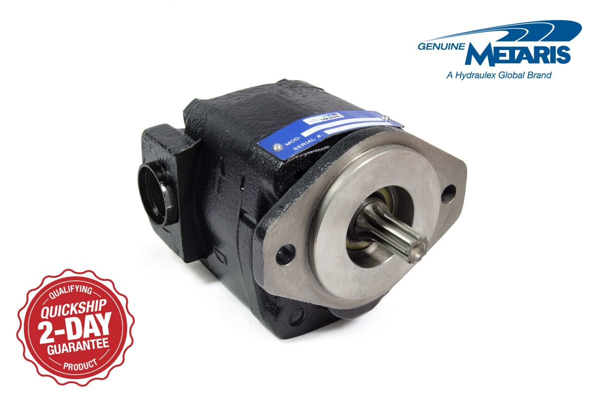 MH315 Series Gear Pumps - Metaris