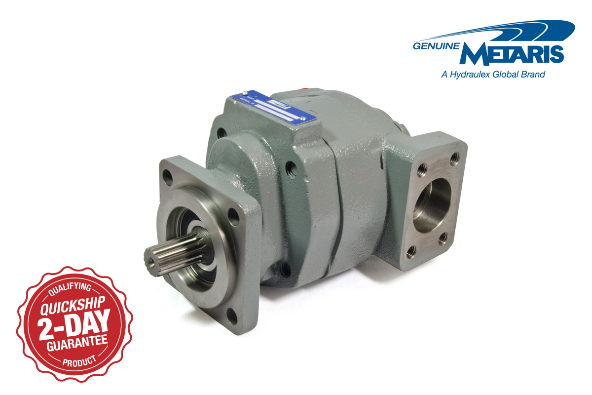 MH330 Series Gear Pumps - Metaris