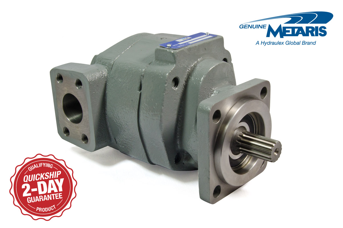 MH350 Series Gear Pumps - Metaris