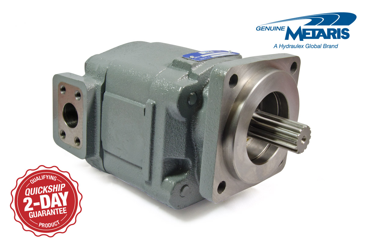 MH365 Series Gear Pumps - Metaris