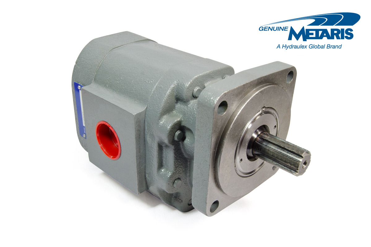 MH37 Series Gear Pumps - Metaris