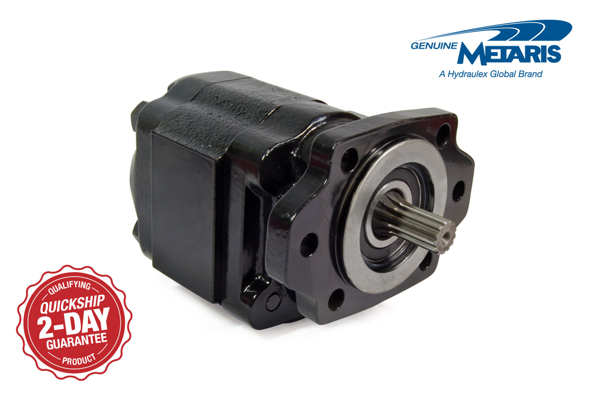 MH50/51 Series Gear Pumps - Metaris