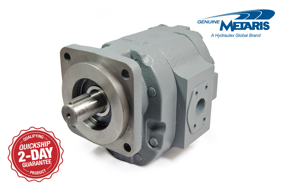 MH75/76 Series Gear Pumps - Metaris