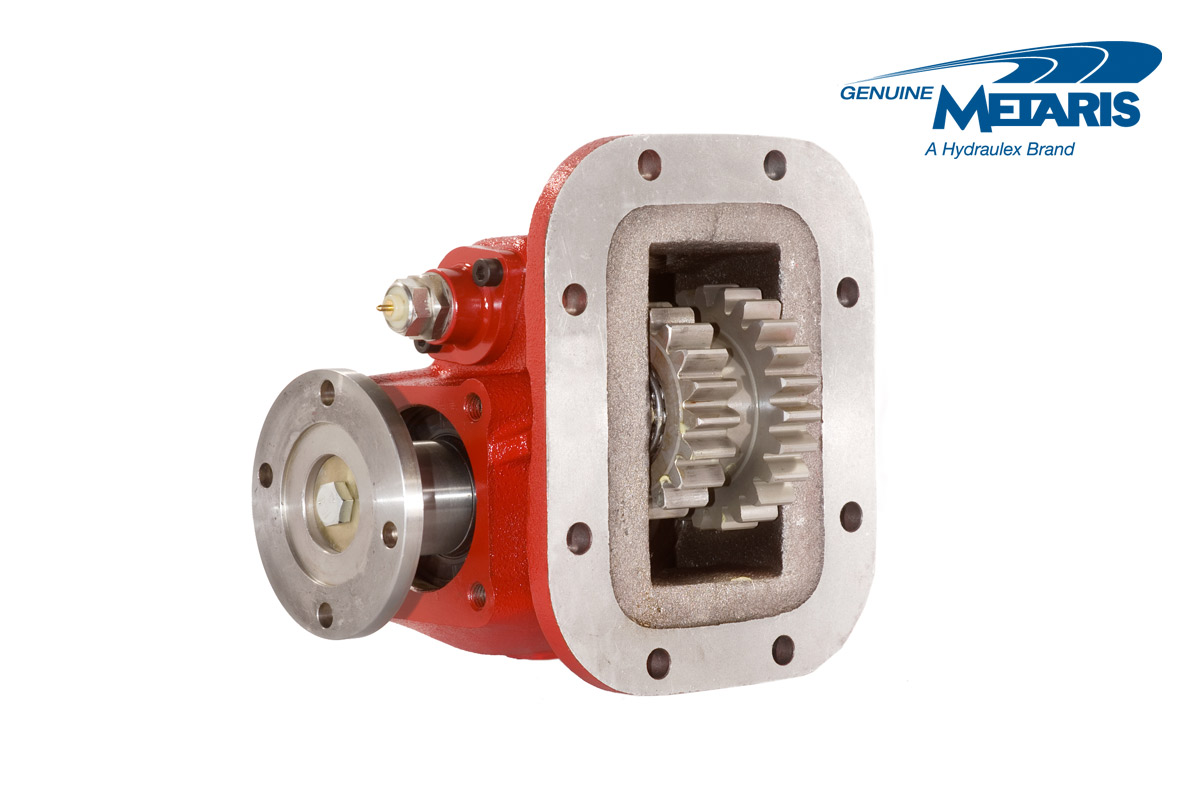 MHD8 Series Heavy Duty Power Take-offs - Metaris