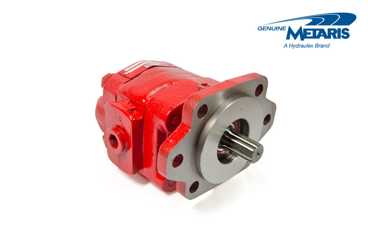 MK20 Series Gear Pumps - Metaris