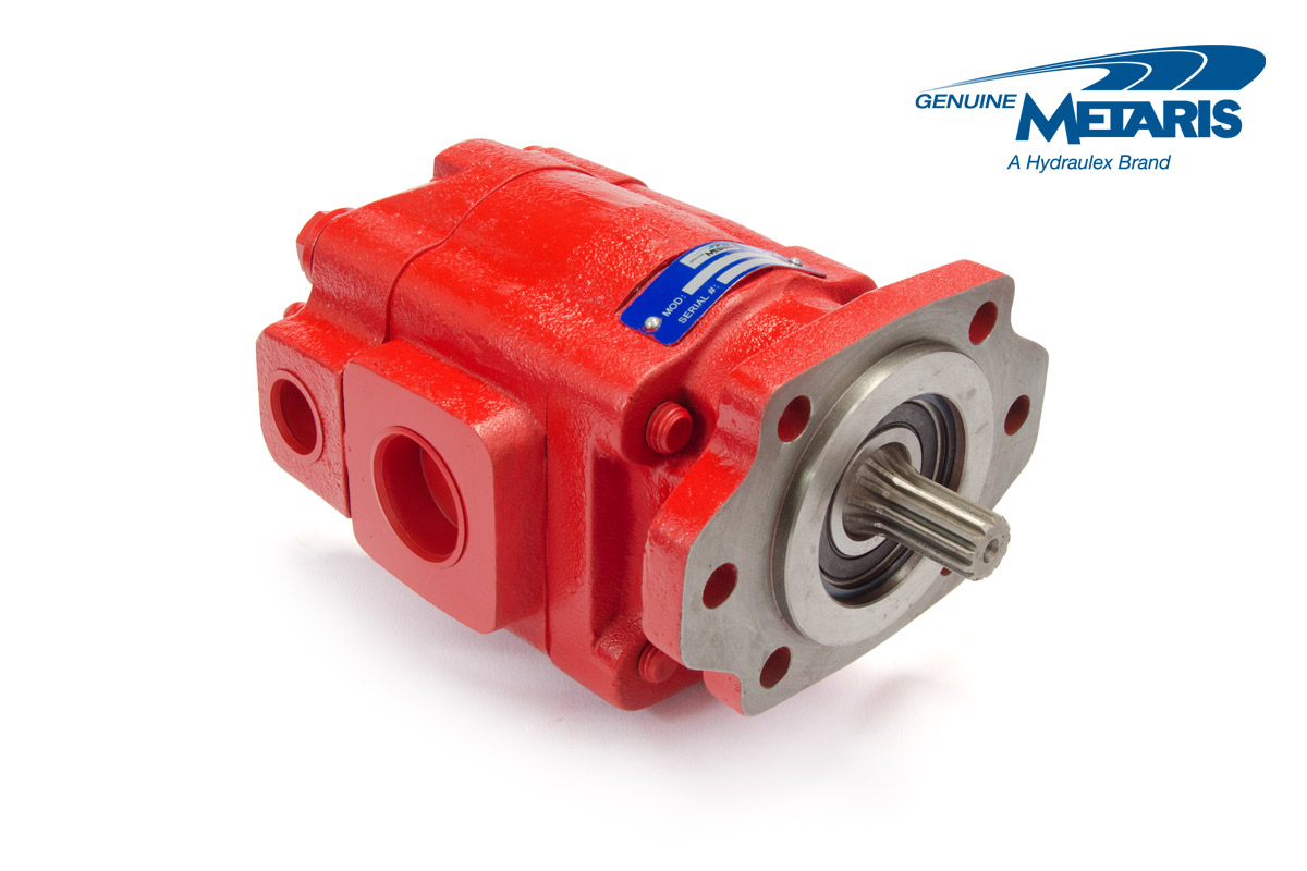 ML51 Series Gear Pumps - Metaris