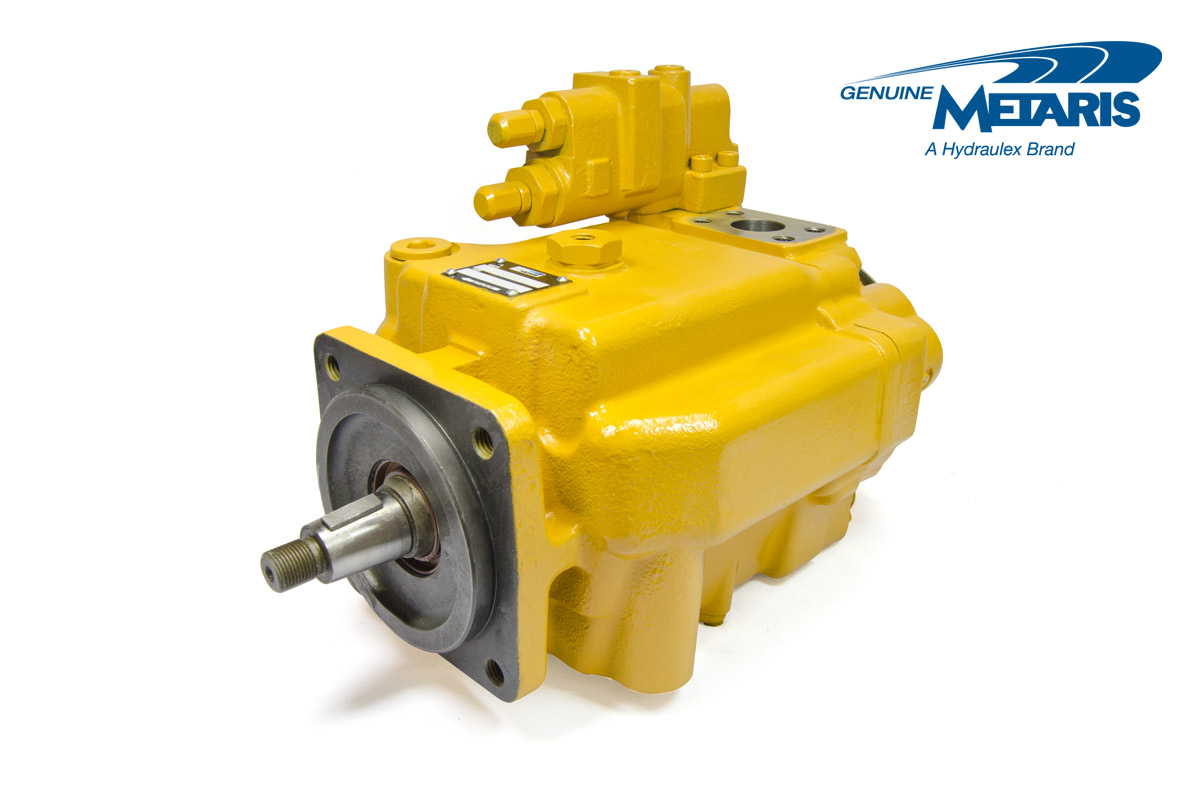 Metaris MPVH Series Piston Pumps