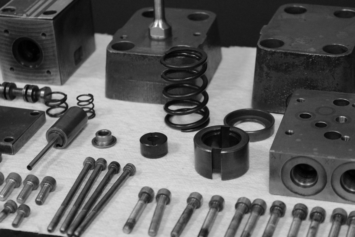 Hydraulic Servo Valve : Mts servo valves