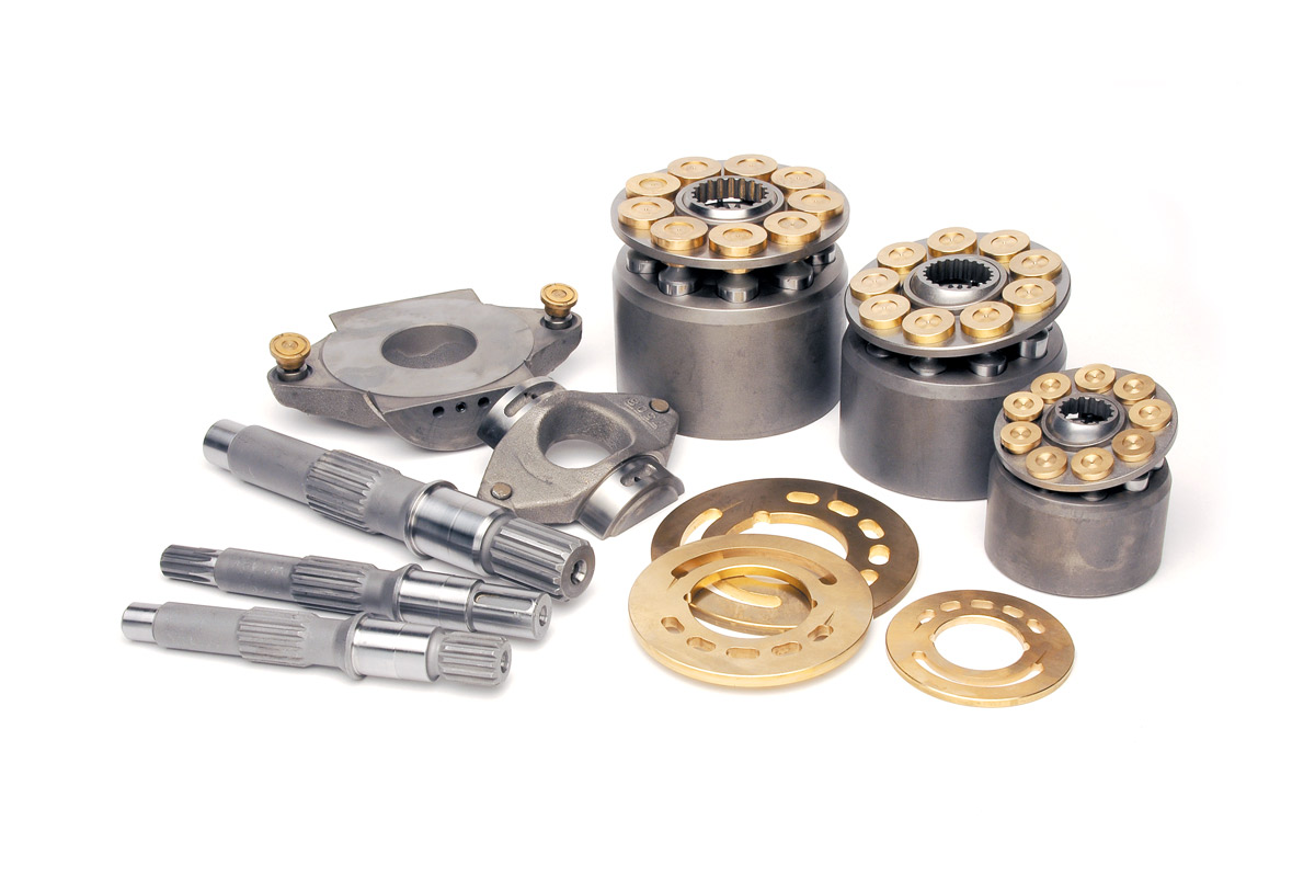 Piston Pump Replacement Parts - OEM & New Aftermarket
