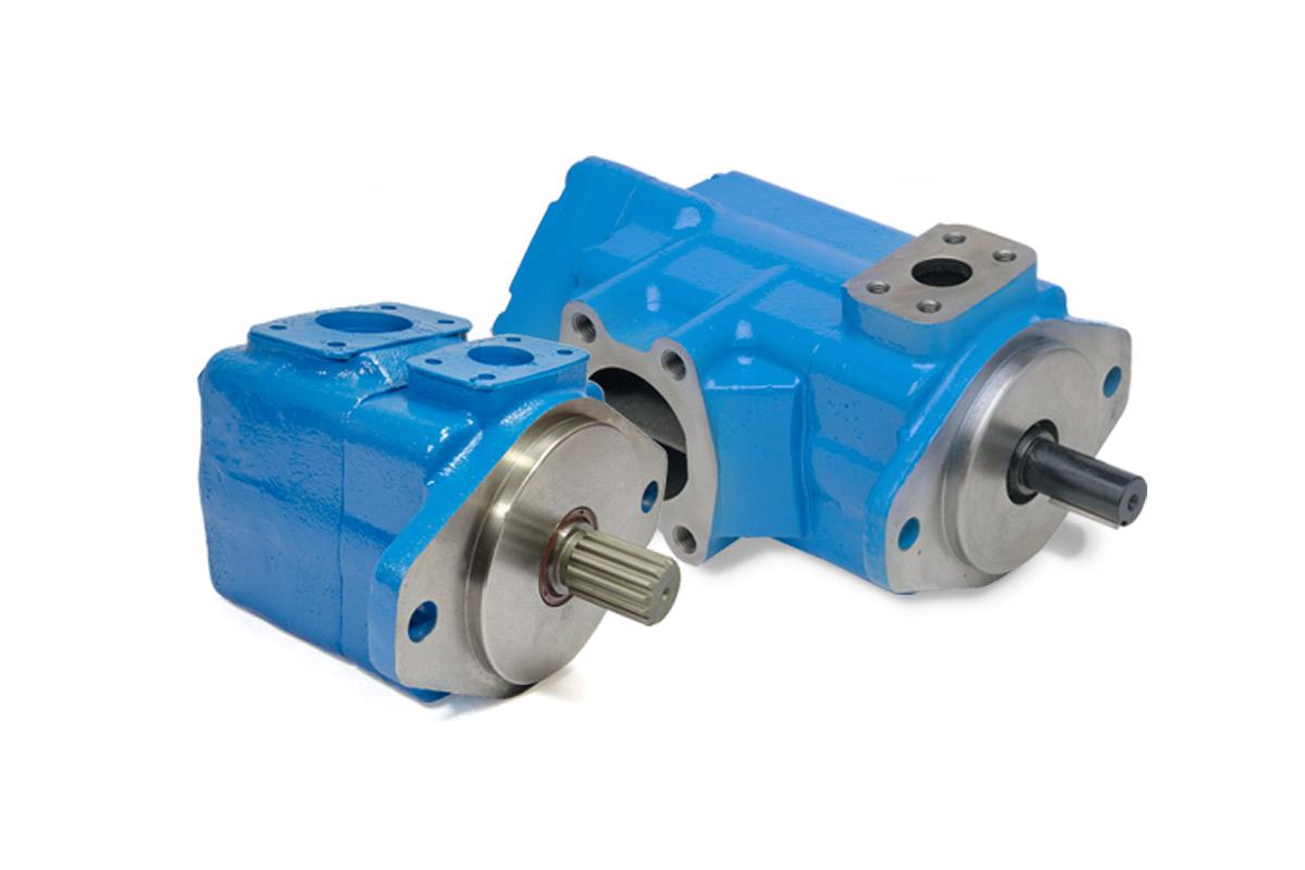 Vickers Hydraulic Pumps & Motors, Reman Units: V10, V20, VQ