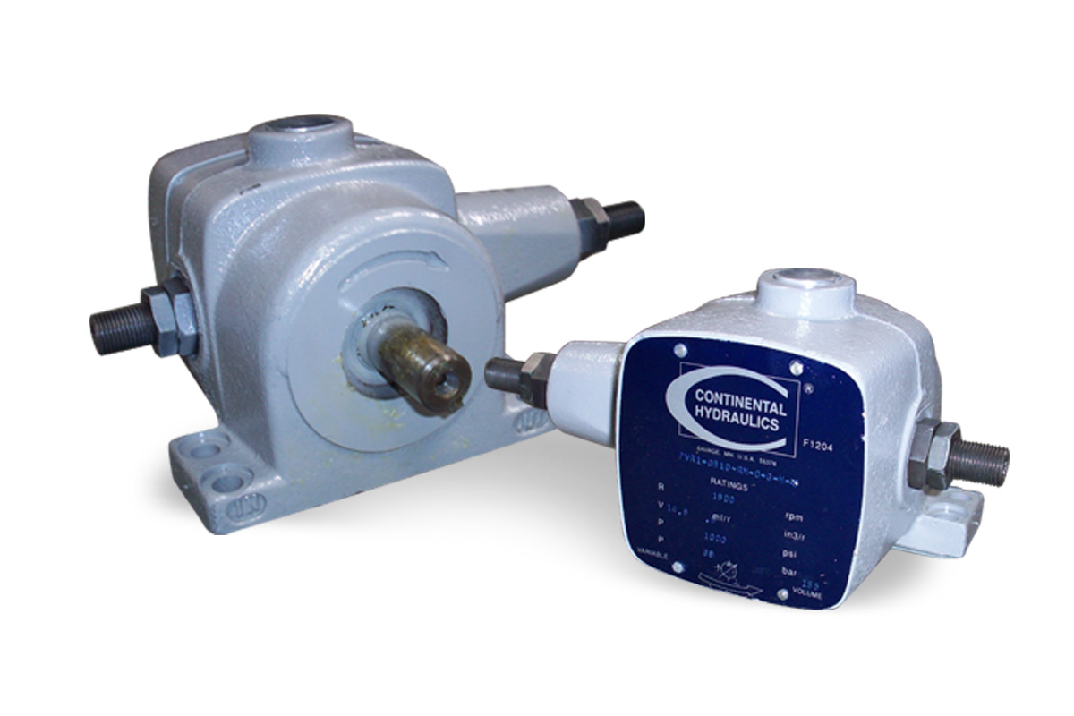 Continental Hydraulic Pump Motor Repair