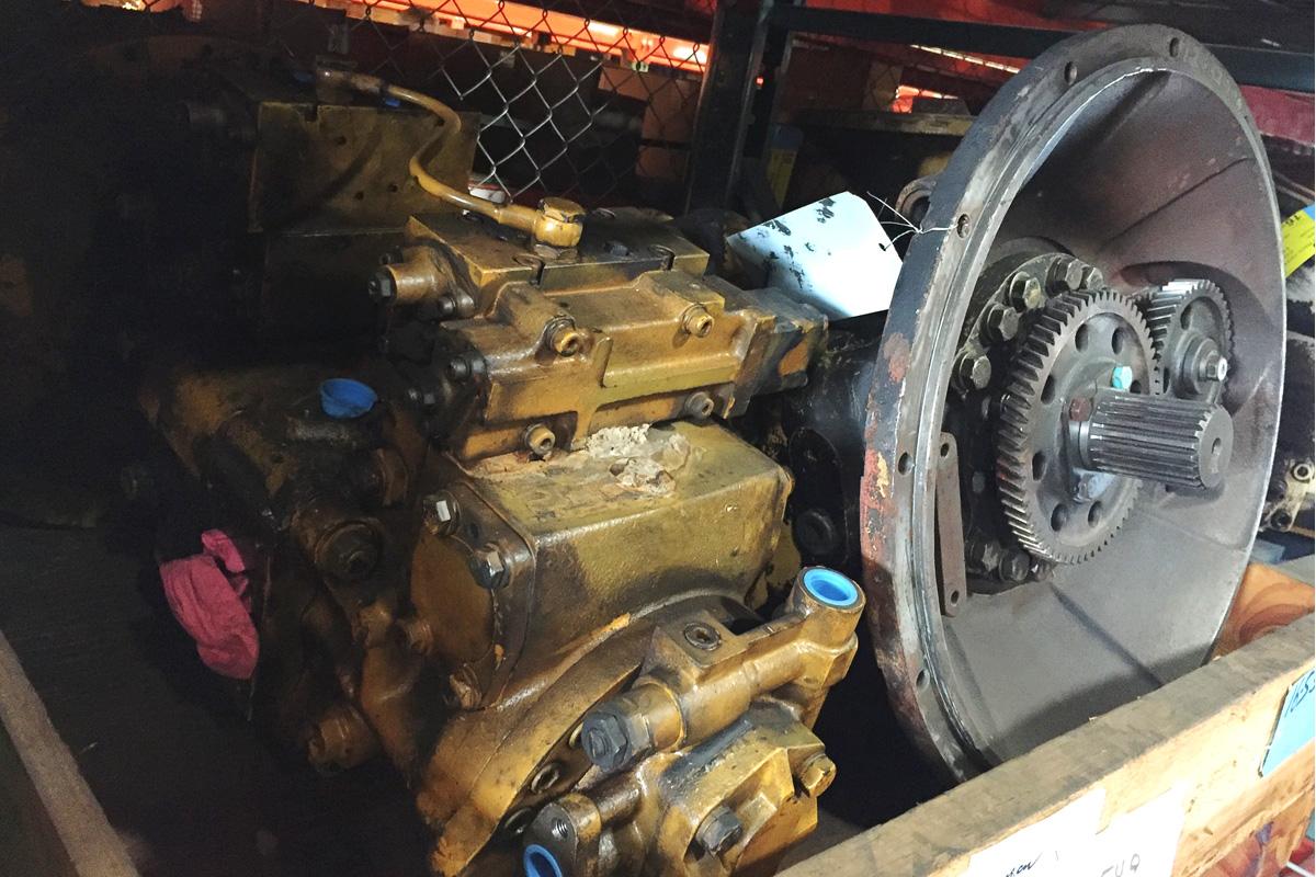 小松泵与电机维修服务