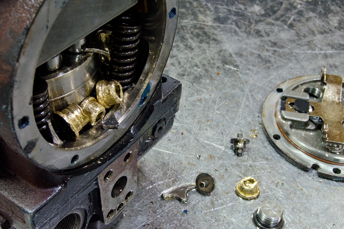 Sundstrand Hydraulic Pump Repair Services