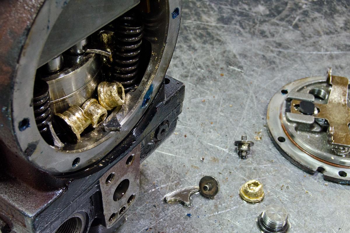 绍尔丹佛斯Sundstrand泵和电机维修服务