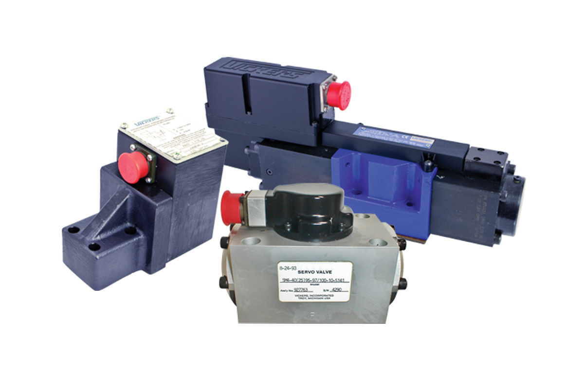Vickers Hydraulic Servo & Proportional Valve Repair Services